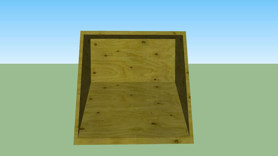 Holz-Box