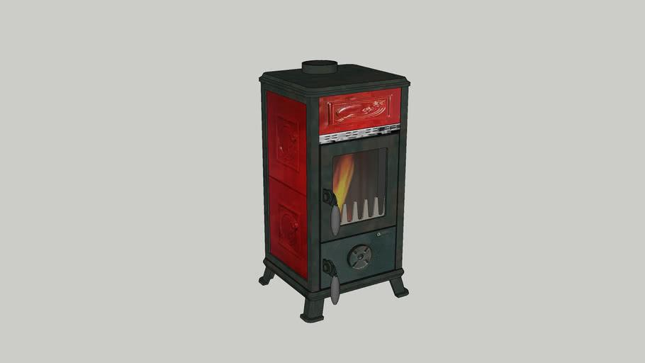 Nordica Wood stove