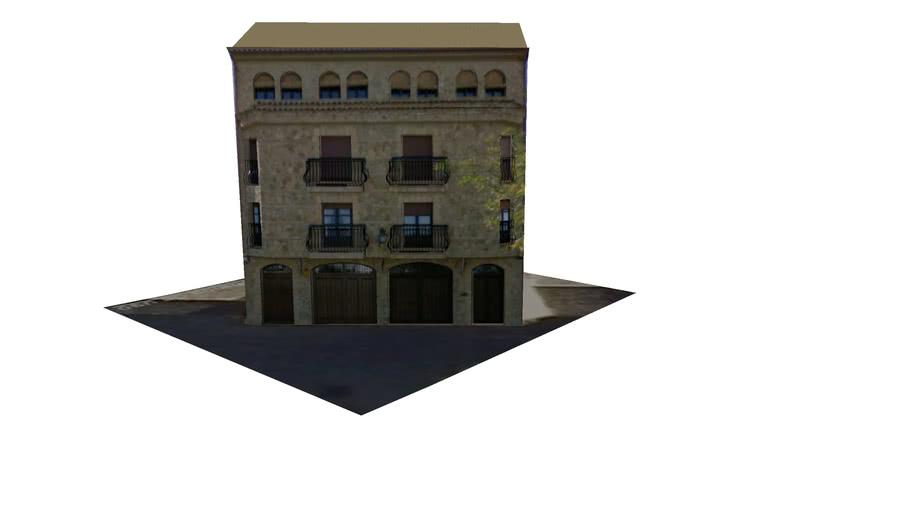edificio piedra