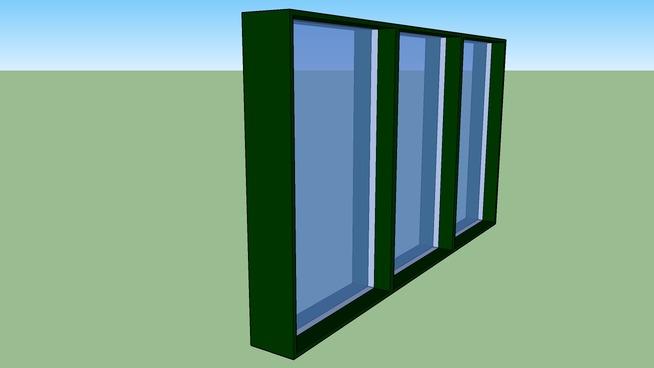 Haverhill HS 11'3'' x 6' window