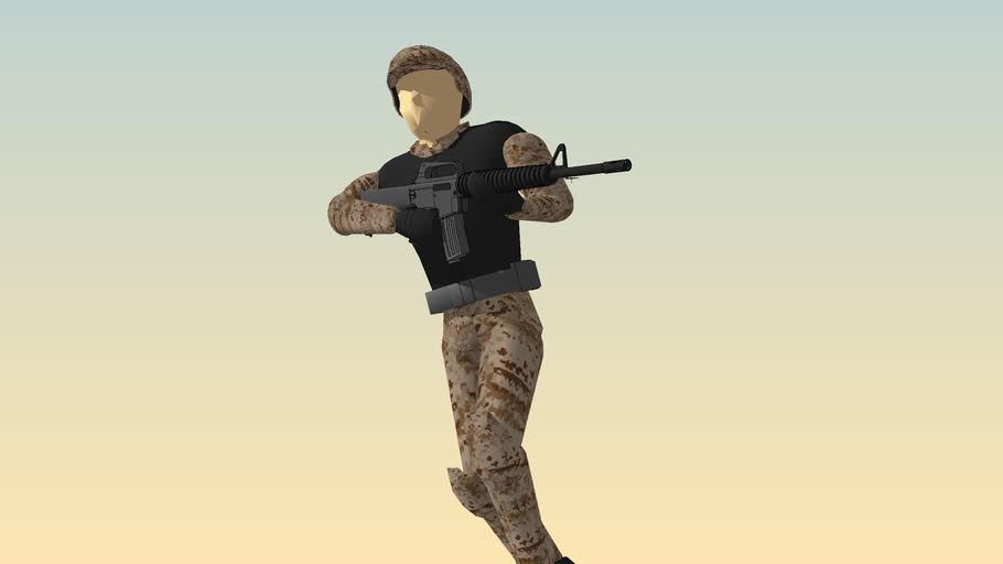 Marine_Rifleman_running