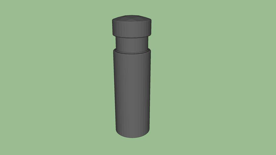 R-9705 Concrete Bollard
