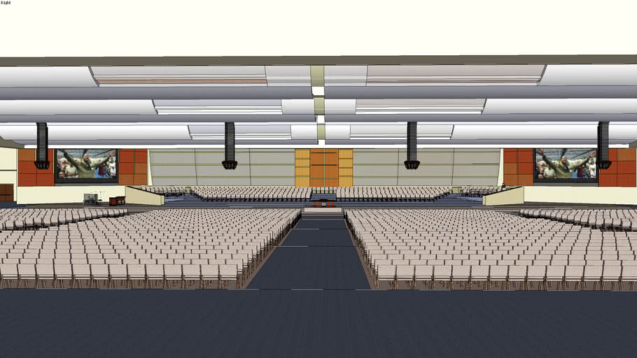 Modern Church Greater Destiny Temple Next Phase