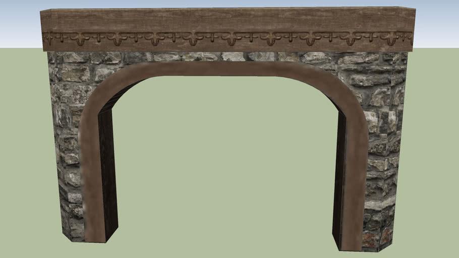 Wurm Stone House Arch Advanced