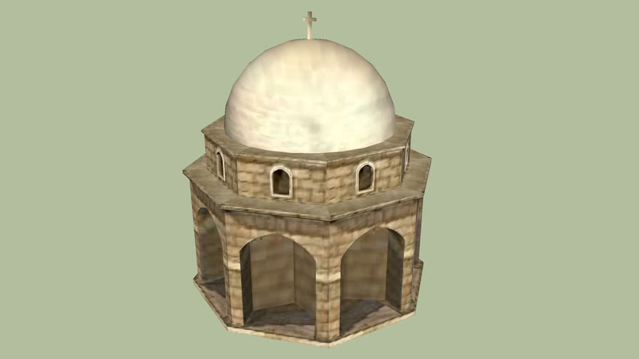 Chapel (Stronghold Crusader)