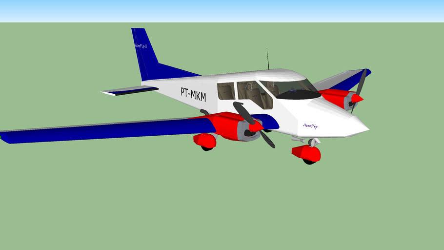 """AeroPip 2 ''Bimotor"""""""