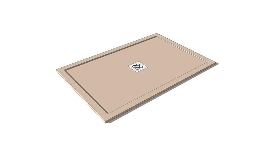Shower tray QUARSBLAU. MOD. EVOLUTION G2