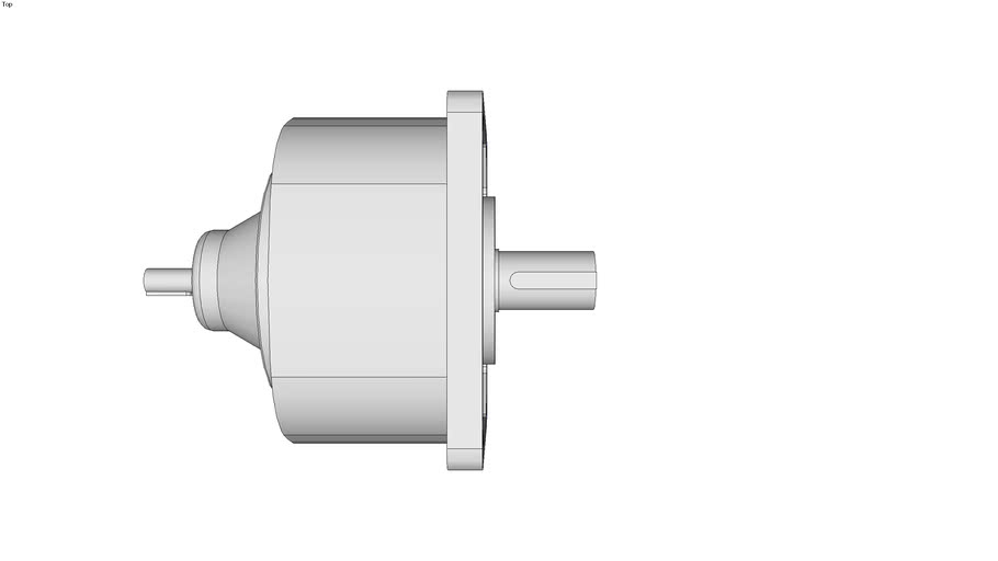 Small Flange Mount