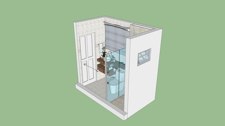 Projeto Banheiro Shaft