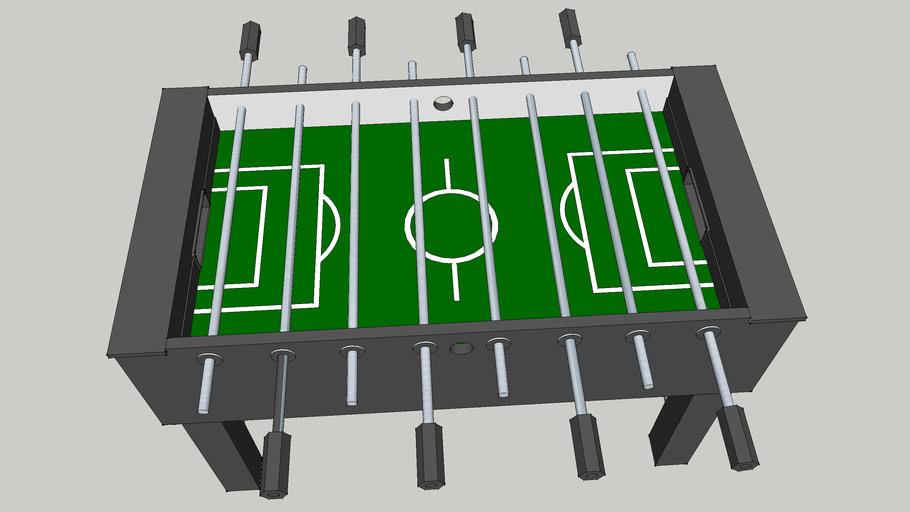 FOOSBALL - CHANTE