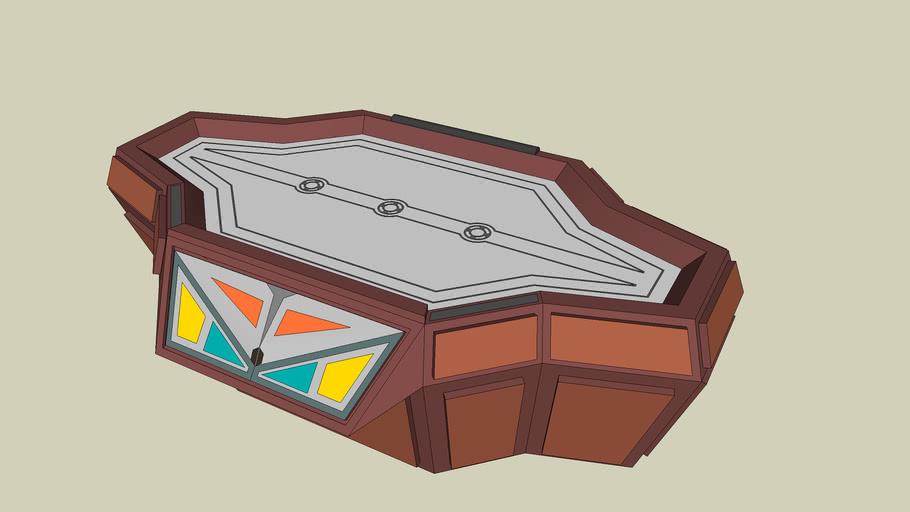 Ancient replicator creation device