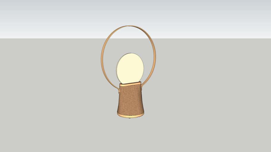 XL47_日出S桌燈 Sunrise S Table Lamp
