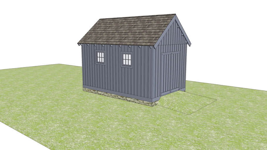 Shed 2000