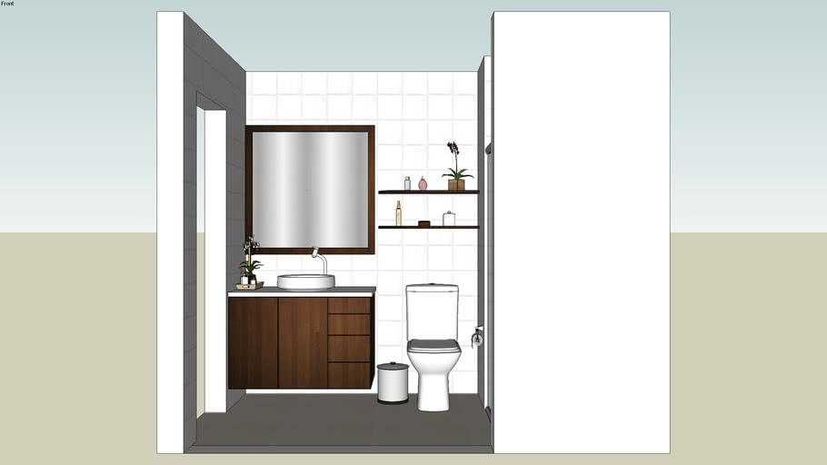 Banheiro Ericsson Henrique