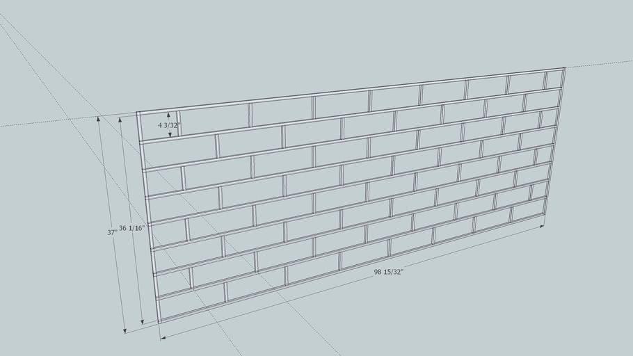 Francis-Che_rear_window_grill_horizontal design