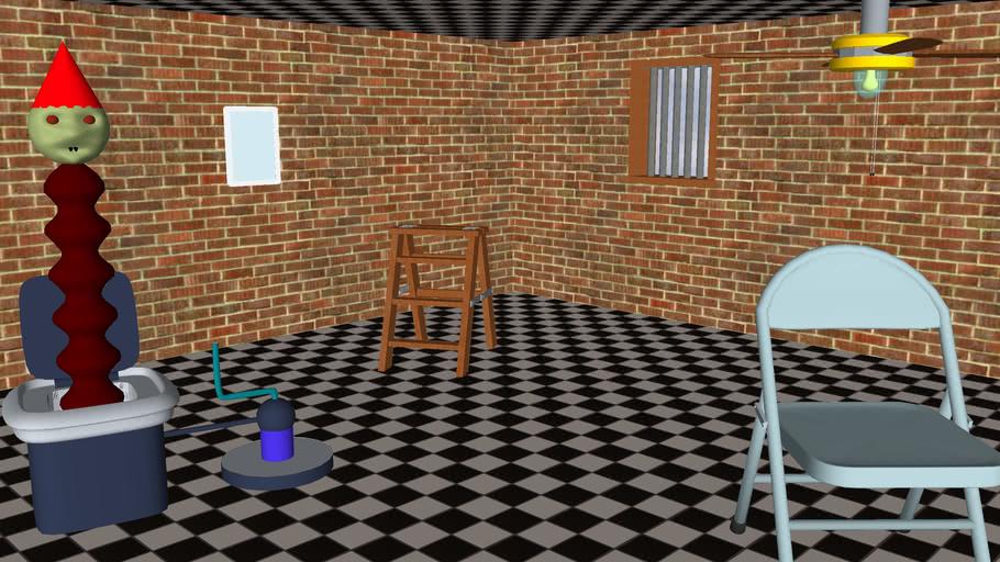 Suicidal Interior Project for School