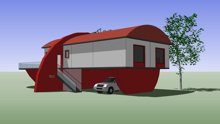 Maison-Moderne, rGs 002