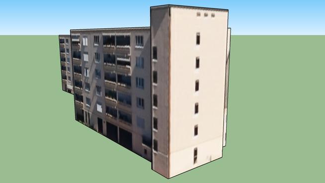 Building in Sainte-Foy-lès-Lyon, France