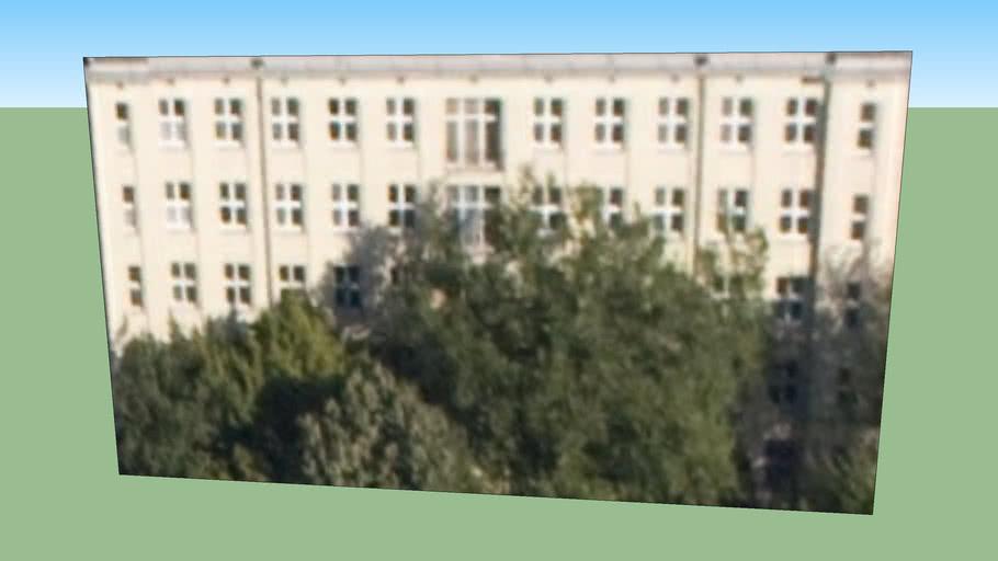 Budynek w: Śródmieście, Warszawa, Polska