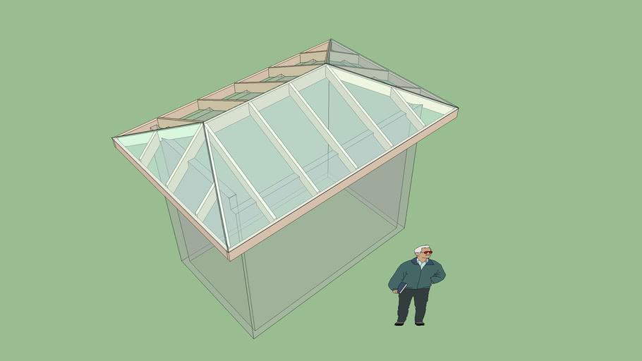 Hip Roof 8 3d Warehouse