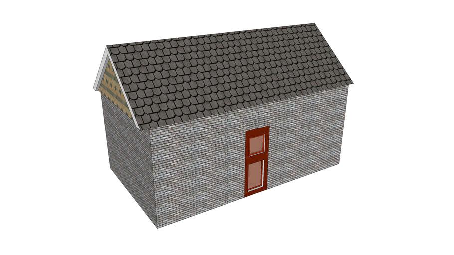 a cut-room house