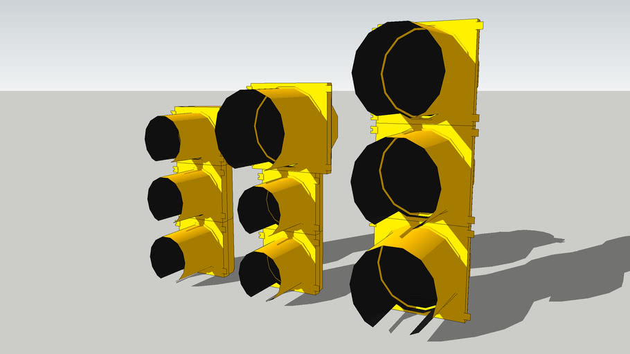 LFE poly traffic signals