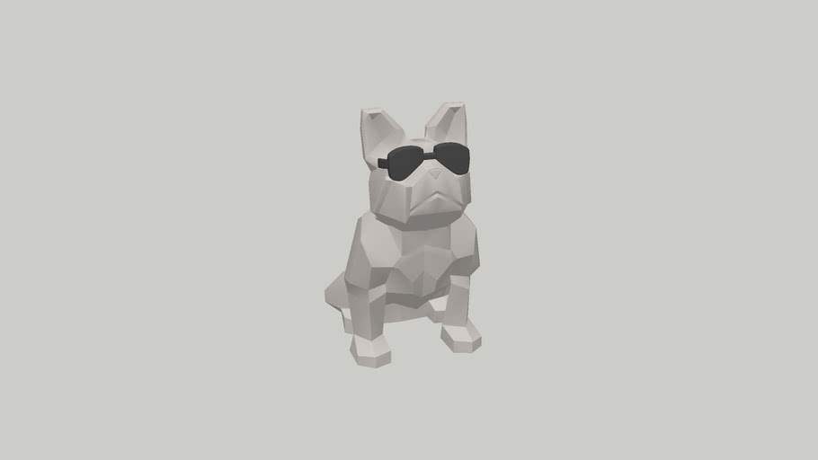 PUG DOG - DECOR