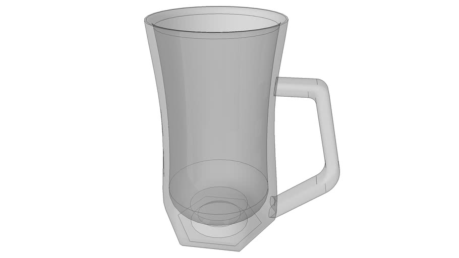 Glass Cup-002