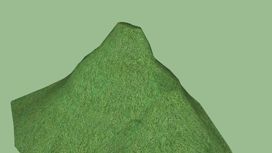 Montaña 3D