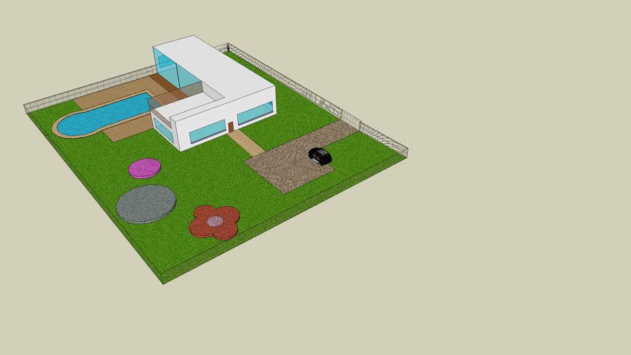 ma premier maison sketchup