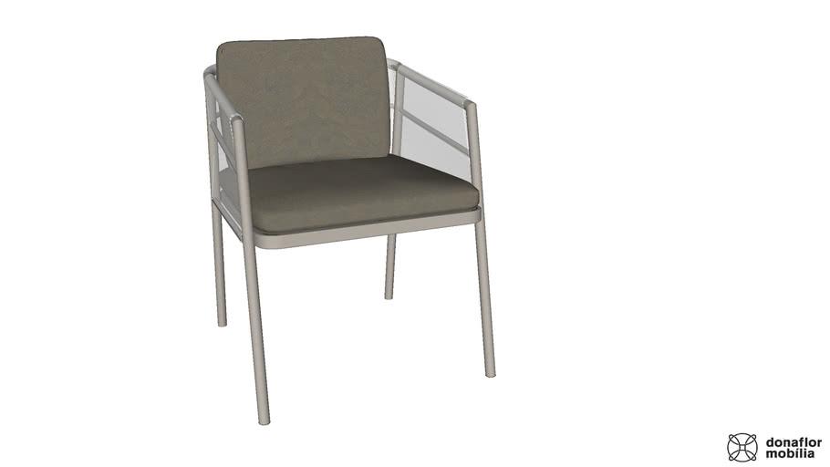Cadeira Drift tela A72 L54 P65