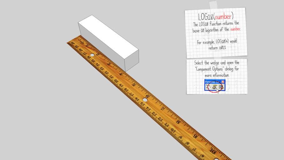 LOG10 Function