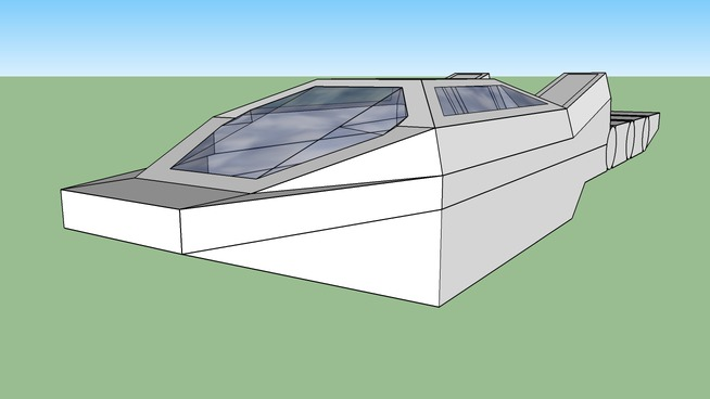 wind and wave driven energy boat