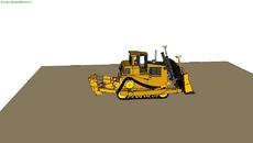 Earthmoving machine models