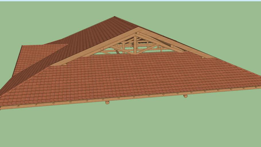 telhado lazer
