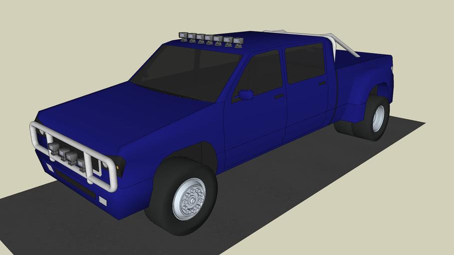 Google pickup crewcab  version 2