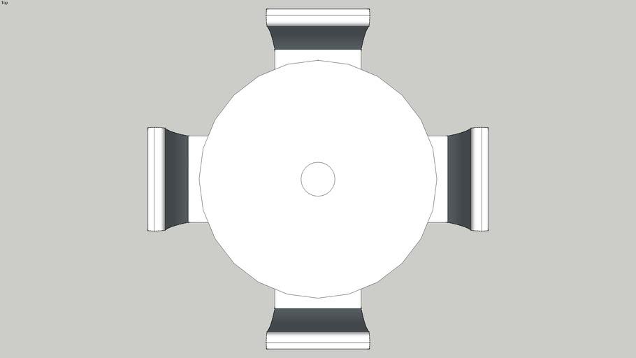 SMchFrLv Lanai Table