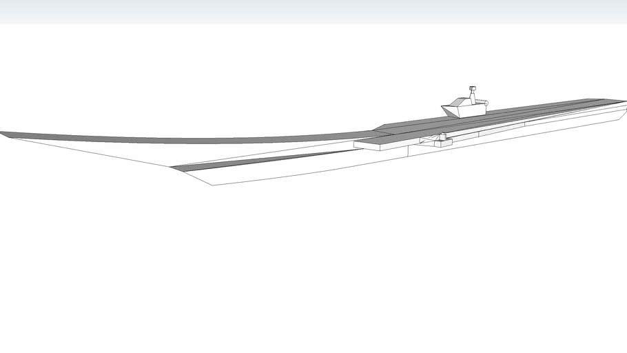 Han Wudi aircraft carrier ACV-3