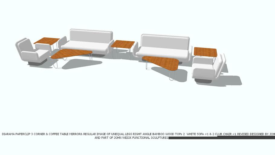 Furniture Diarama Sofas Club Chairs
