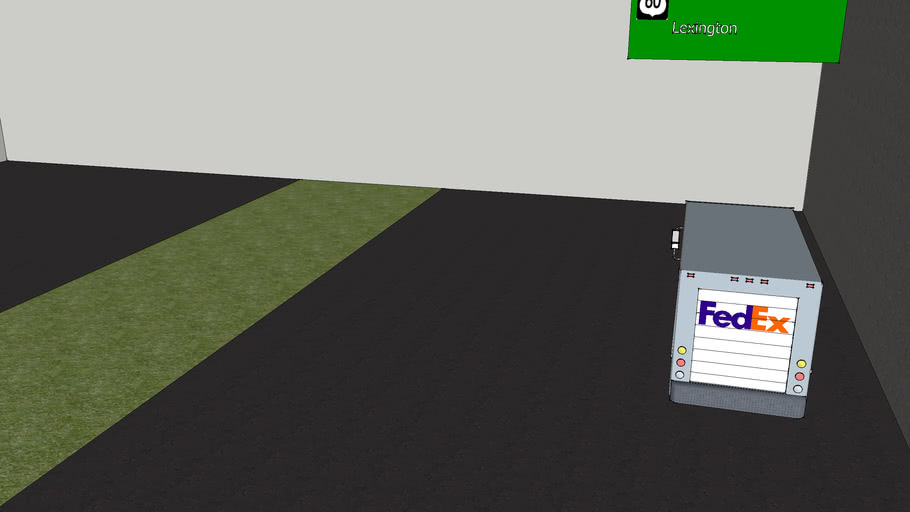 Interstate 1 One Of My fictional interstates exit