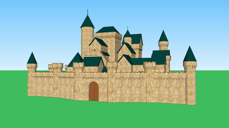 Prydain Castle