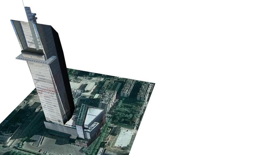 福建省电力调度通信中心大楼Fujian power dispatch communications center