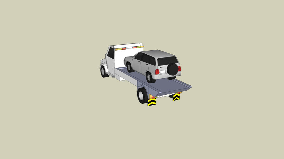 tow truck VERSION ll