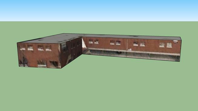 Construção em Cincinnati, OH, USA