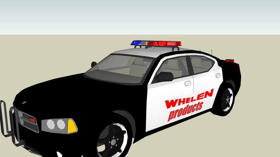Whelen products [Whelen publicity models]