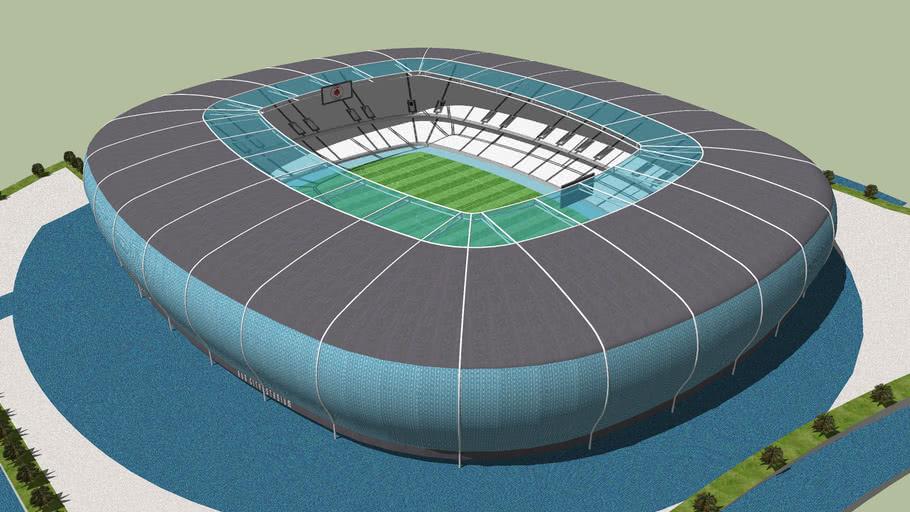 FIFA World Cup Stadium - Saskatoon