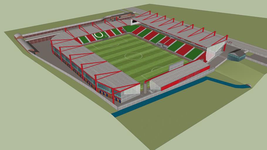 Thurnby Rangers Stadium Renovation (Phase 1)