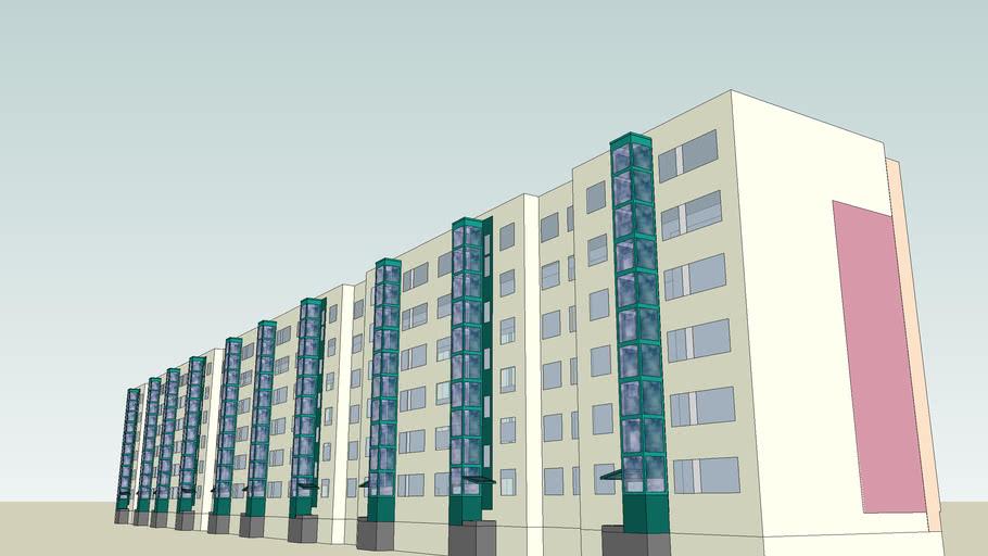 Wohngebäude Rüdickenstraße Nr. 35-53 V1
