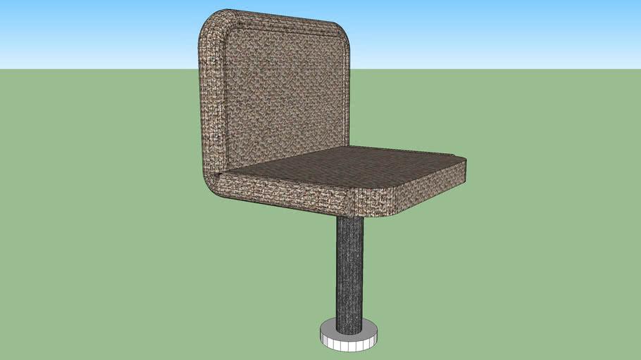 Modern bar chair  (Devil)