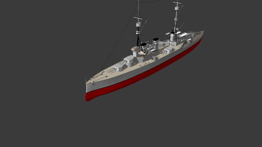 ww1-Navy-Dreadnougth-Era---circa-1895-1925- 04